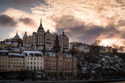 Schweden -Stockholm